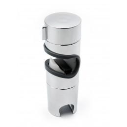 Бегунок на стойку душа универсальный, пластик 18-22 мм ANGO