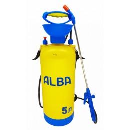 Обприскувач ручний ALBA Spray 5 л, поршневий