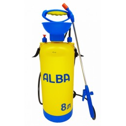 Обприскувач ручний ALBA Spray 8 л, поршневий