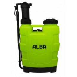 Обприскувач ручний, ранцевий ALBA Spray 16 л, поршневий
