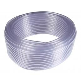 Трубка прозрачная пищевая ПВХ Ø 4*0,8 мм, 200 м Украина ТД