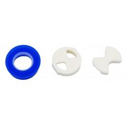 Набор прокладок для буксы 3/8 упаковка 10 штук ANGO