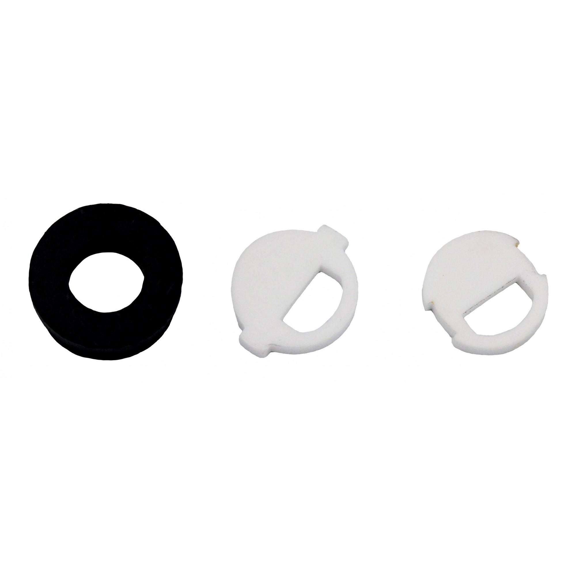 Набор прокладок для отечественной буксы упаковка 10 штук ANGO