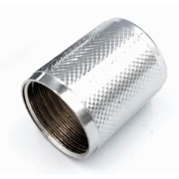 Гайка шланга душа-конусная 1/2 рефленая ANGO ANGO