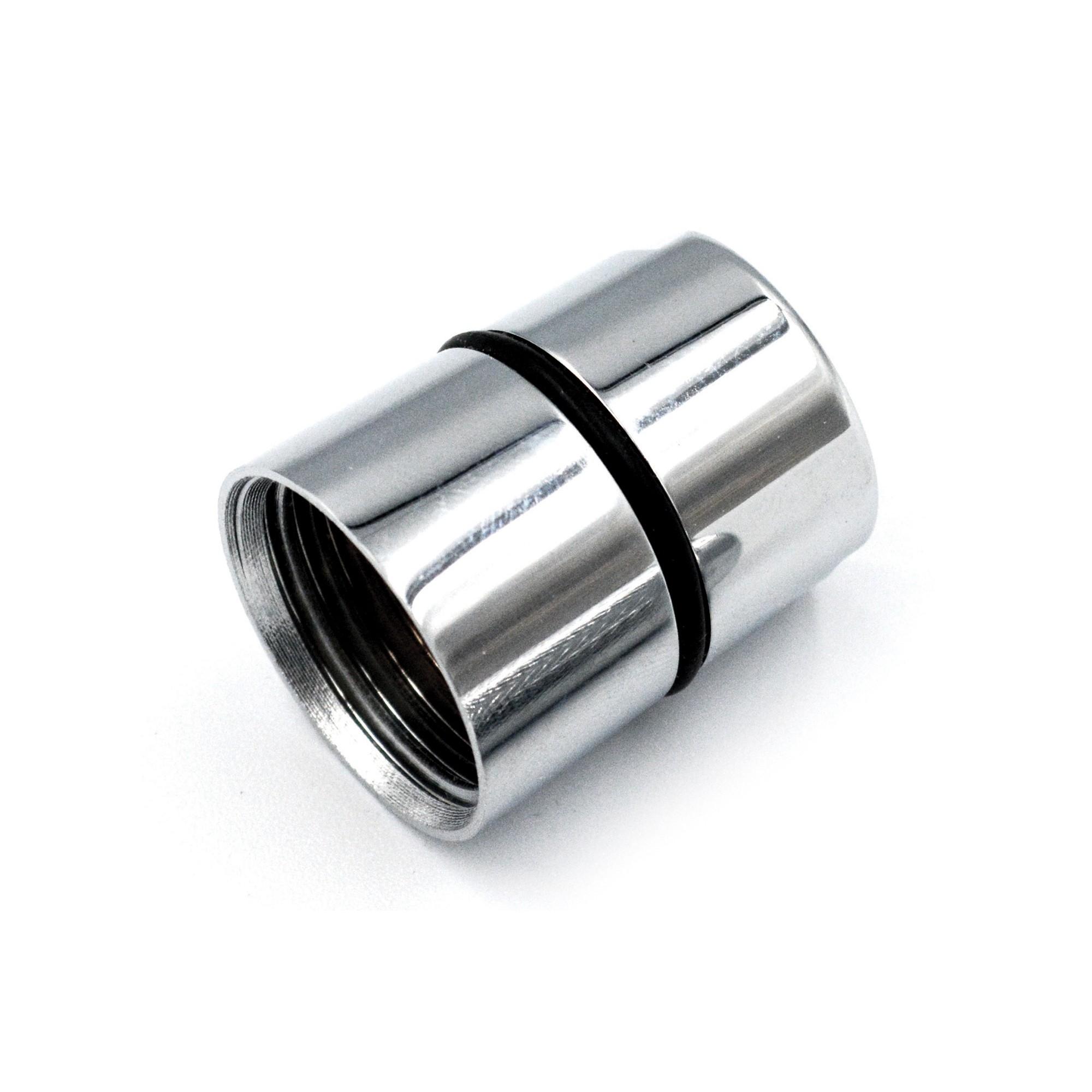 Гайка шланга душа-конусна 1/2 посилена з гумкою ANGO ANGO
