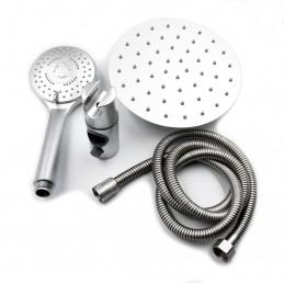 Смеситель для ванной со стойкой J.G. 06 SATIN, дюралюминий, 110см J.G.