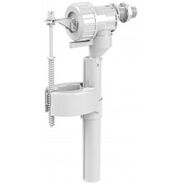 Клапан впускной для унитаза 1/2 боковое подключение, пластиковая резьба KK POL Польша KK POL
