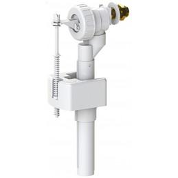 Клапан впускний (заливна арматура) для унітазу 1/2 бокове підключення, латунь KK POL (Польща) KK POL