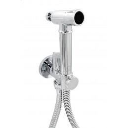 Комплект для биде ANGO SET-24 держатель проходной, шланг, лейка для биде ANGO