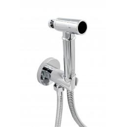 Комплект для биде ANGO SET-31 держатель проходной, шланг, лейка для биде ANGO