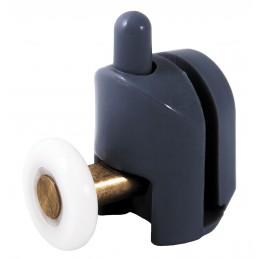 Ролик для душової кабіни ANGO одинарний з кнопкою SW-003 низ 22мм ANGO