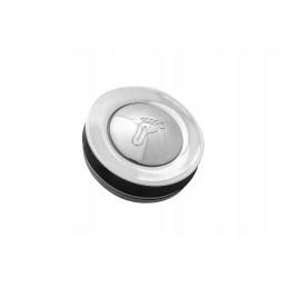 Донный клапан для душевой кабины полуавтомат хром J.G. - 1