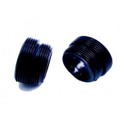 Переходник на излив смесителя М22н*М24н пластик ANGO - 1