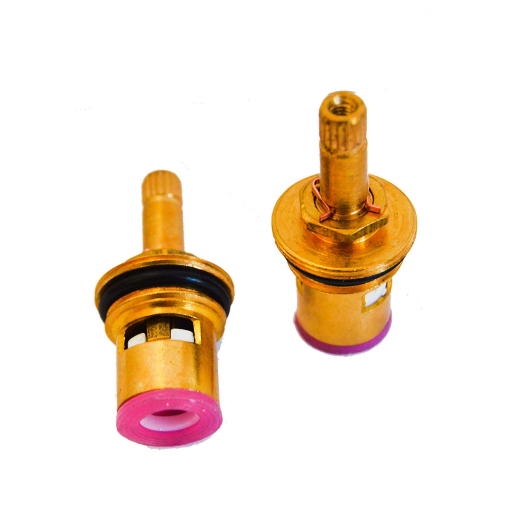 Кран-букса MAYFAIR 1/2 керамика, 20 шлицов,14.5 мм ANGO - 1