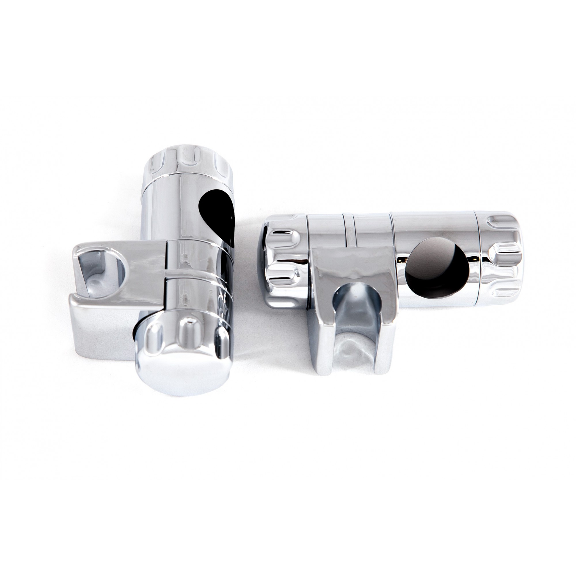Держатель лейки душа пластиковый поворотный, Н19А для стойки 25 мм ANGO ANGO - 1