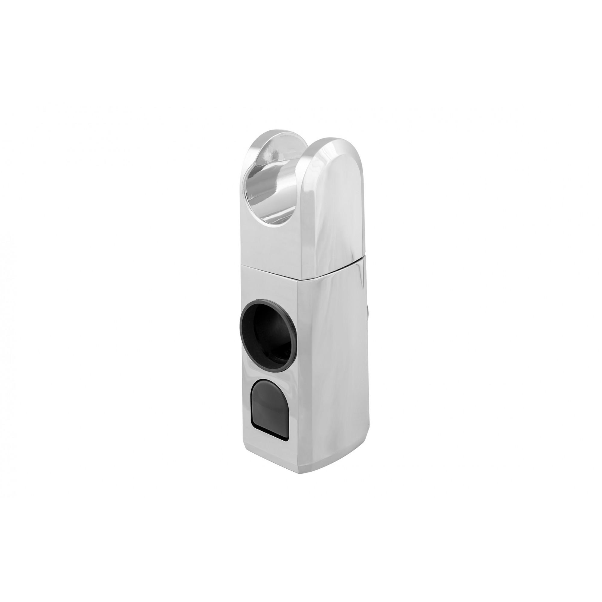 Держатель лейки душа, пластиковый, YWYL-02 для стойки 24 мм ANGO - 1