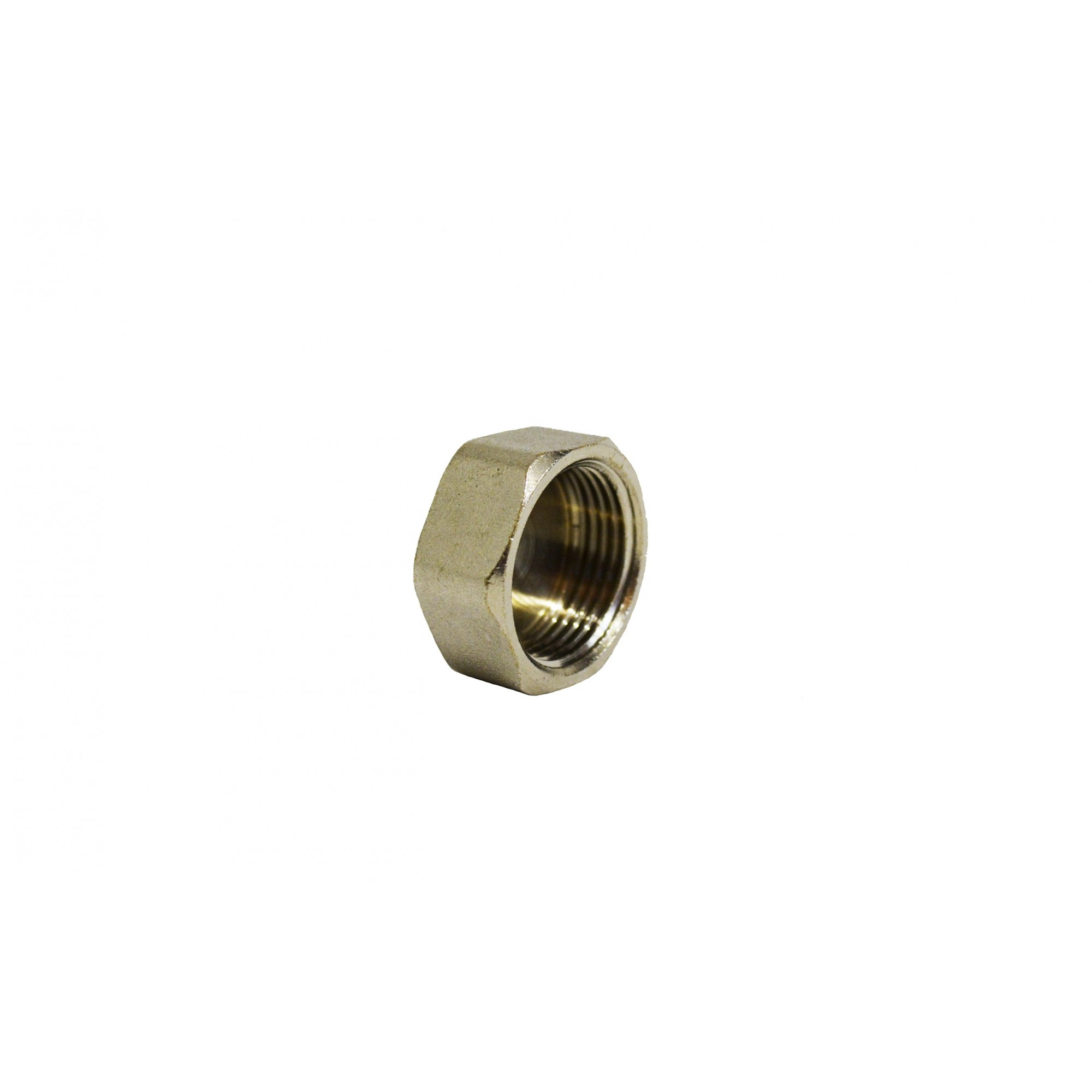 Заглушка 3/4вн никелированная ANGO ANGO - 1