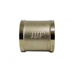 Муфта 1 1/4вв никелированная ANGO ANGO - 2
