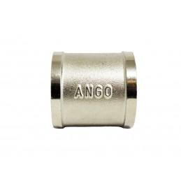 Муфта 1 1/4вв никелированная ANGO ANGO - 1