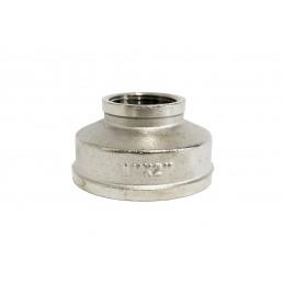 Муфта 2в на 1в никелированная ANGO ANGO - 2