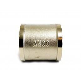 Муфта 1 1/2 40 вв никелированная ANGO ANGO - 3