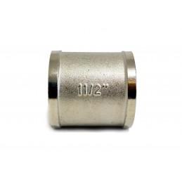Муфта 1 1/2 40 вв никелированная ANGO ANGO - 4