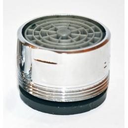 Аэратор ANGO М28, наружная резьба, под литой излив, пластиковая сетка ANGO - 1