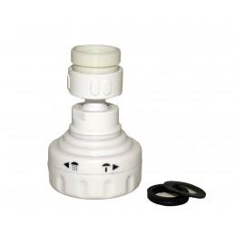 Аэратор поворотный белый LJ 2020-3В ANGO ANGO - 1