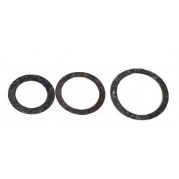 Упаковка паронитовых прокладок 100 шт 1 1/4 38мм*26мм J.G. - 1