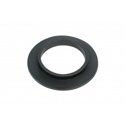 Упаковка резиновых прокладок 10 шт евросетки 50 мм без вставки с бортом резина  - 1