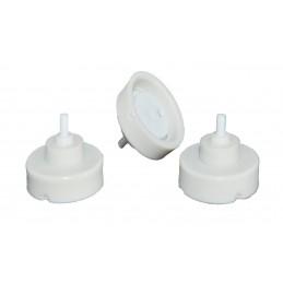 Упаковка мембран 10 шт для заливного механизма Псков силикон  - 1