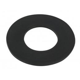 Упаковка мембран 10 шт для бачка Соло 65*32, резина  - 1