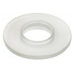 Упаковка мембран 10 шт 2 борта силикон 62мм*28мм  - 1