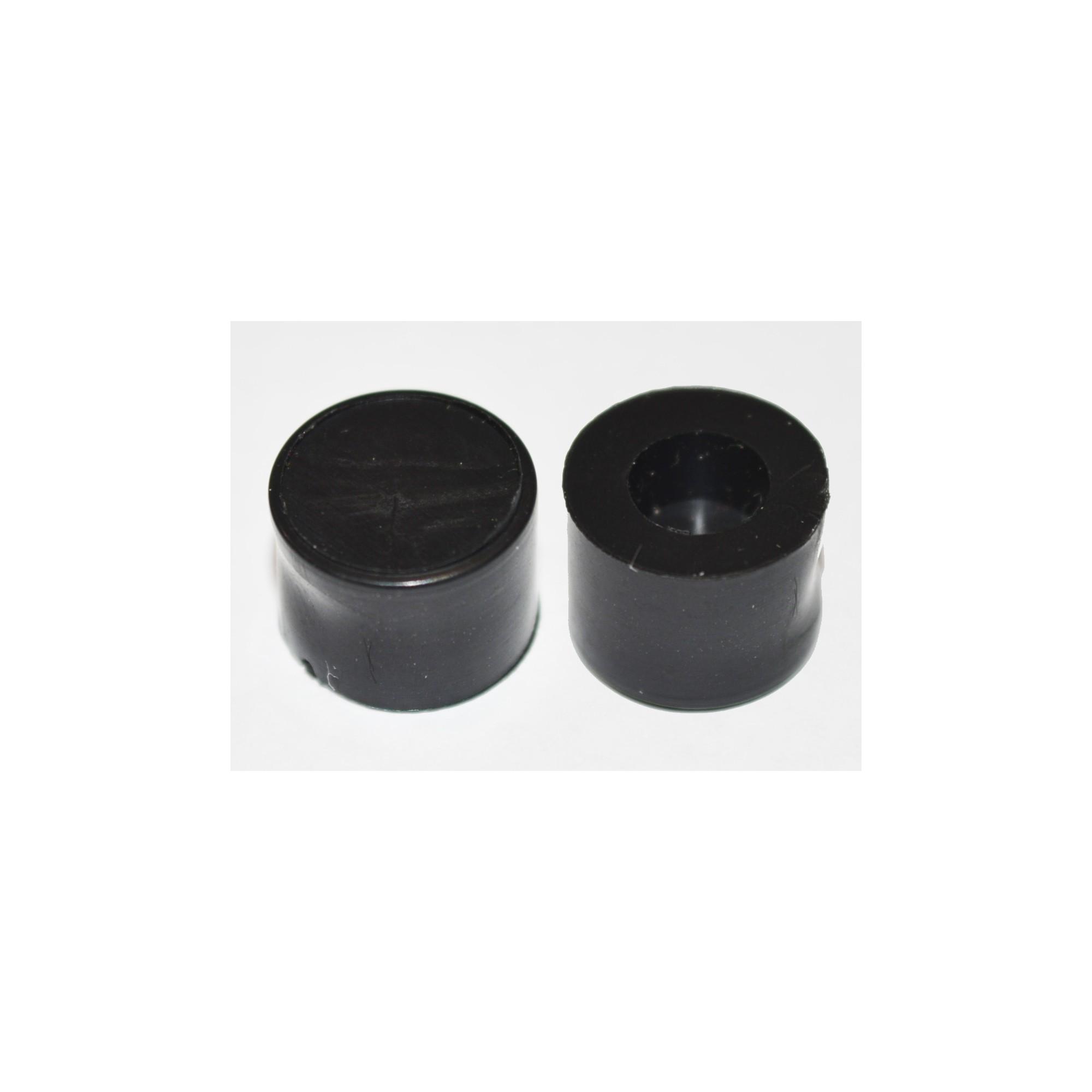 Упаковка мембран 10 шт для заливного механизма шар-кран под поплавок отечественный  - 1