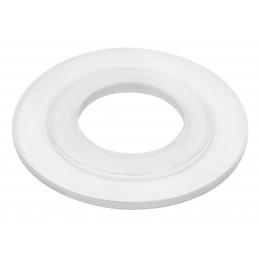 Упаковка мембран 10 шт для бачка унитаза 60мм*25мм, силикон  - 1