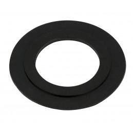 Упаковка мембран 10 шт для бачка унитаза 63мм*33мм, резина ТД Украина - 1