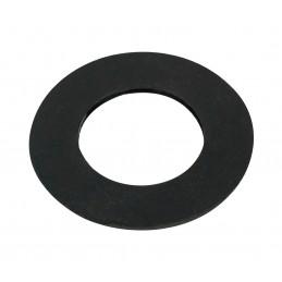 Упаковка прокладок 10 шт для бачка унитаза, жабка 65мм*35мм, резина ТД Украина - 1