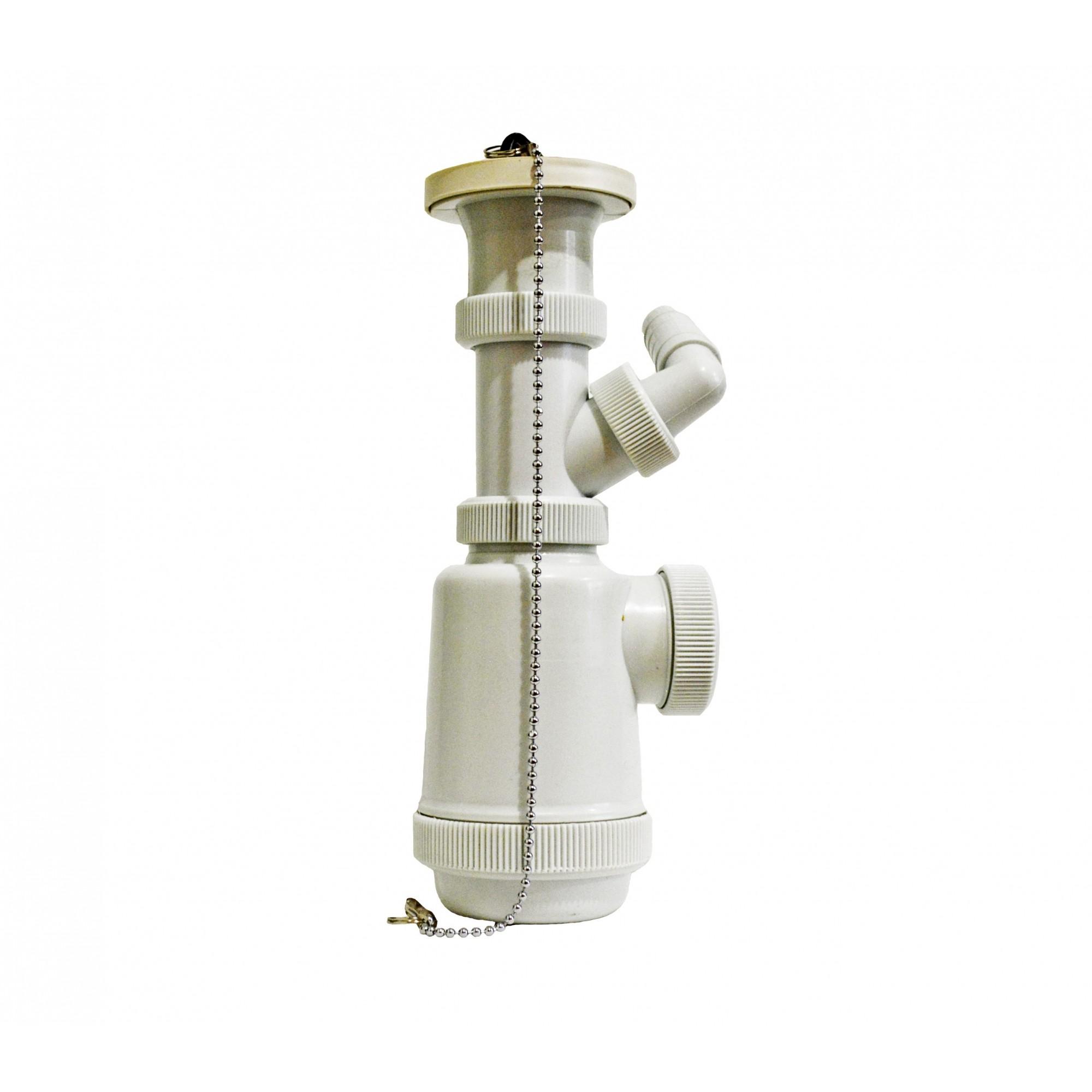 Сифон с подводом для стиральной машины J.G. J.G. - 1