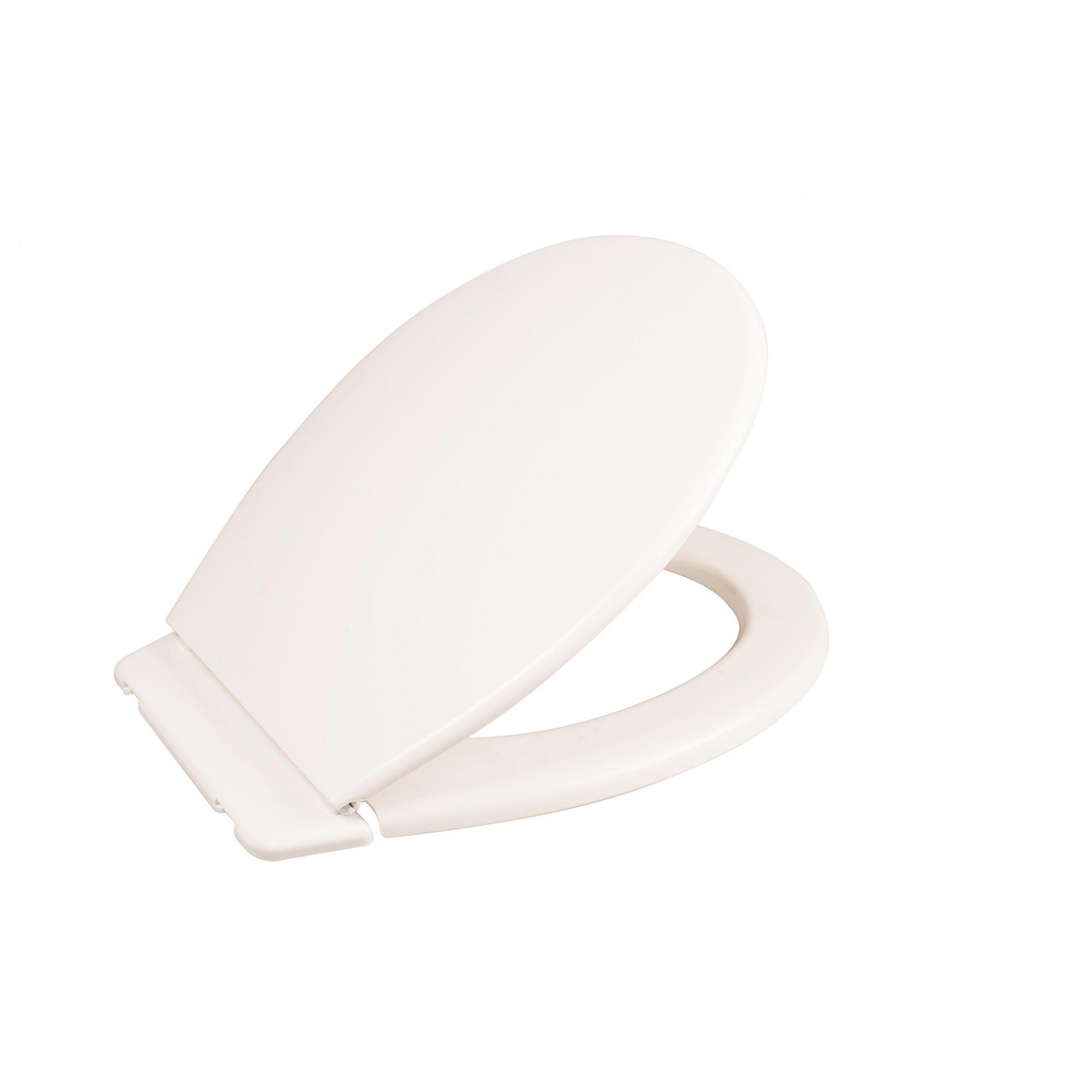 Крышка для унитаза SYDANIT СД 10 полиропилен, цвет белый SYDANIT - 1