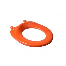 Сиденье для детского унитаза SYDANIT Бемби оранжевое SYDANIT - 1