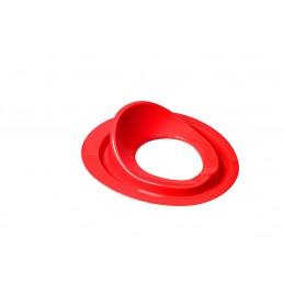 Накладка детская для унитаза SYDANIT Бобас под крышку красная SYDANIT - 1