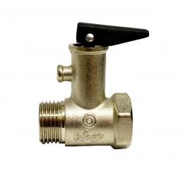 Сбросной клапан для бойлера 1/2 ANGO 246В c ручкой J.G. - 1