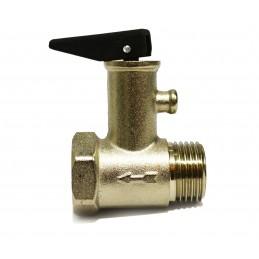 Сбросной клапан для бойлера 1/2 ANGO 246В c ручкой J.G. - 2