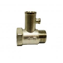Сбросной клапан для бойлера 1/2 ANGO 246А без ручки J.G. - 2