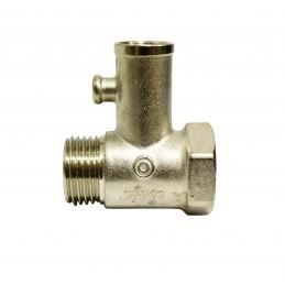 Сбросной клапан для бойлера 1/2 ANGO 246А без ручки J.G. - 1