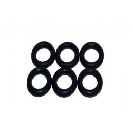 Упаковка резиновых прокладок 100 шт кольцо на шланг М10, 10мм*1,9мм J.G. - 1