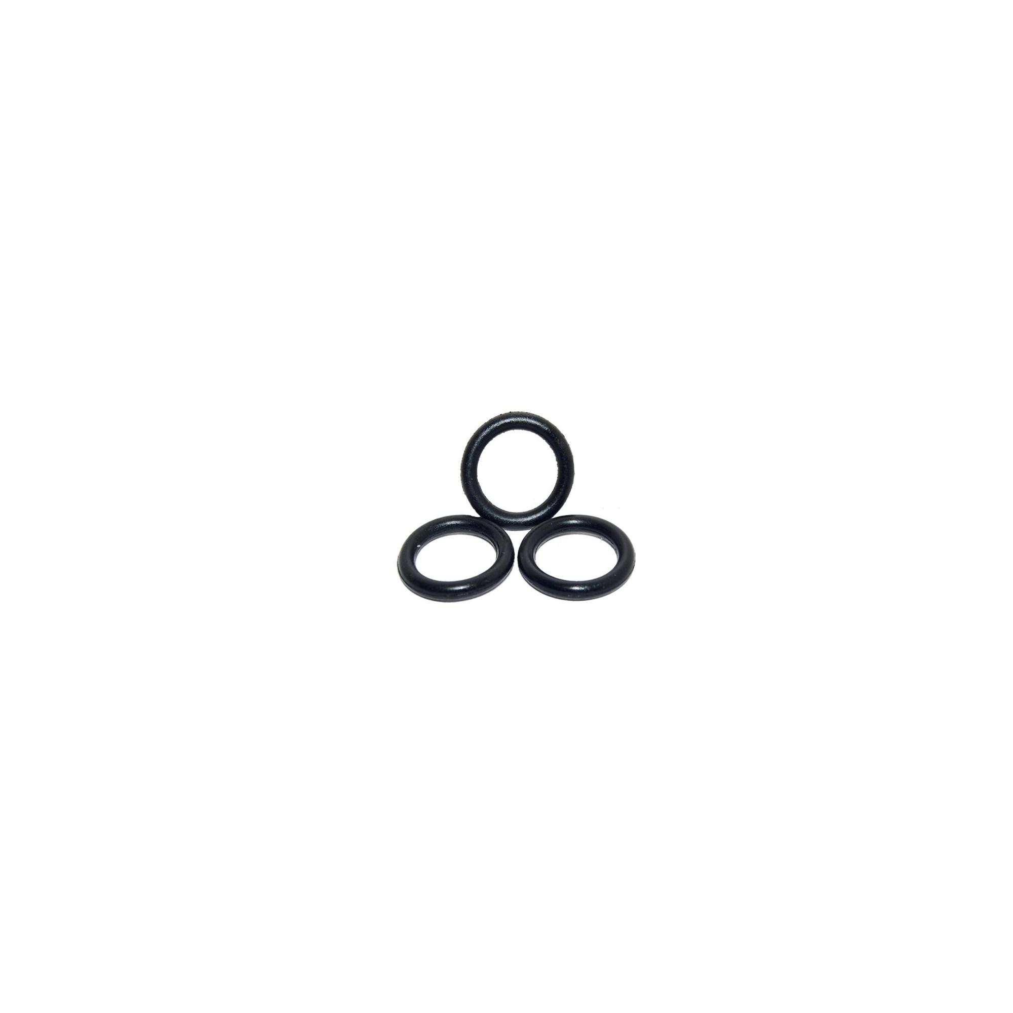 Упаковка резиновых прокладок 100 шт кольцо на отечественный гусак 16мм*11.2мм*2.4мм J.G. - 1