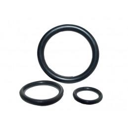 Упаковка резиновых прокладок 100 шт кольцо на унидельта 40 51мм*38мм*6.5мм J.G. - 1