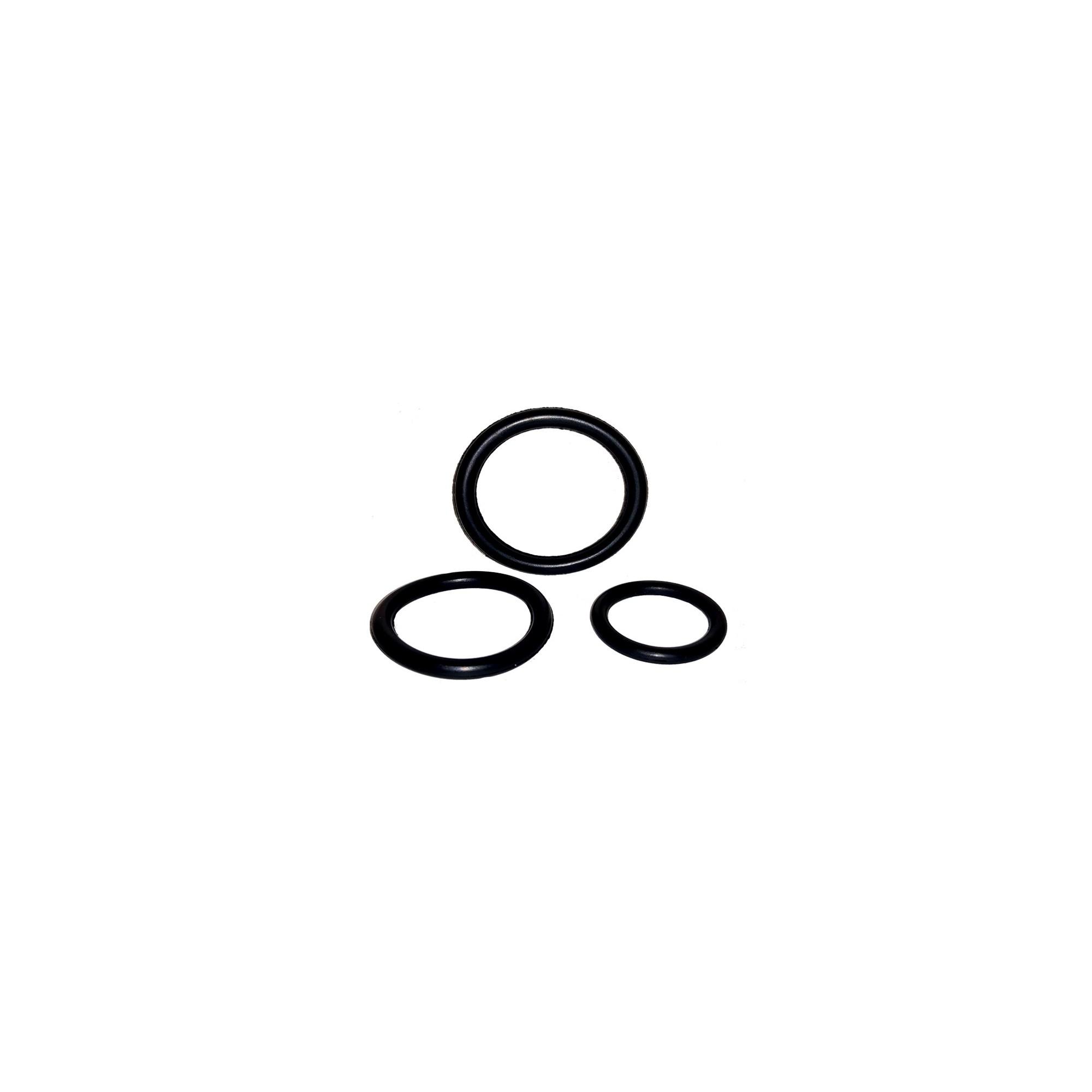 Упаковка резиновых прокладок 100 шт кольцо на фитинг kalde 25 35.7мм*4мм J.G. - 1