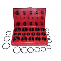 Набор технических прокладок 419 шт бензо-масло стойких в коробке J.G. - 1